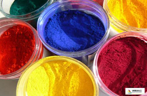 常规荧光粉颜料